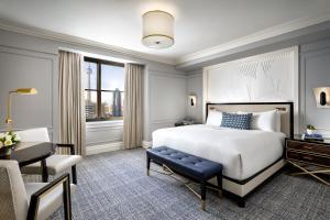 A room at Fairmont Royal York Hotel