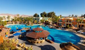Вид на басейн у Sierra Sharm El Sheikh або поблизу