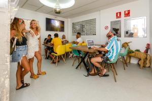 Guests staying at We Hostel Palma - Albergue Juvenil