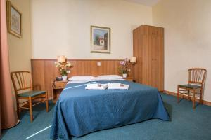 A room at Hotel Trastevere