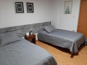 Una habitación en Residencial la Casa de Millan