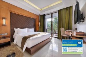 A room at Golden Tulip Jineng Resort Bali