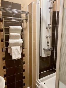Ванная комната в Корона Алтая
