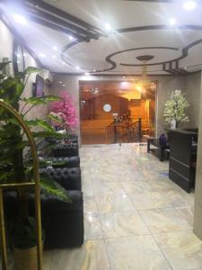 O lounge ou bar de Rahat Almabeet Residential Suites شقق راحة المبيت للوحدات السكنية
