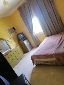 غرفة في Khobar Fantastic Furnished Apartments