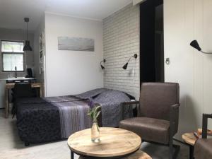 Ein Zimmer in der Unterkunft Studio 43