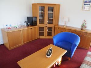Lounge nebo bar v ubytování HOTEL CHATEAU ZAMEK CEJKOVICE