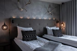 Pokój w obiekcie Lapland Hotels Bulevardi