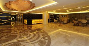 The lobby or reception area at Ivory Grand Hotel Apartments