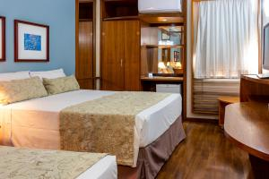 Um quarto em Dan Inn São José do Rio Preto
