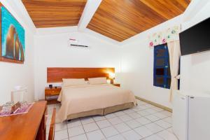 A room at Hotel Fiesta
