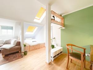 A room at Helle, moderne Ferienwohnung nahe Zentrum