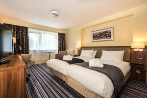 A room at Holiday Inn Taunton M5, Jct25, an IHG Hotel