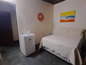 Um quarto em Pousada Sete Mares