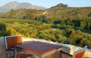 Un balcón o terraza de Casa Olea hotel rural