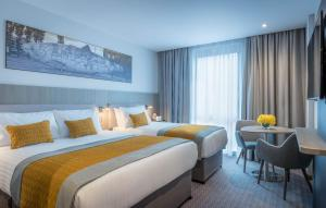 A room at Maldron Hotel Glasgow City