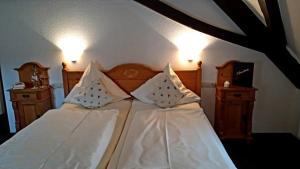 Een kamer bij Hotel Hieronimi