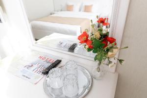 Принадлежности для чая и кофе в Invite Hotel Maryino