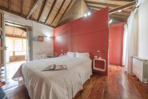 Een kamer bij Hotel Rural Las Calas