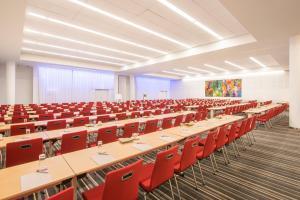 Het zakengedeelte en/of de vergaderruimte van Crowne Plaza Copenhagen Towers, an IHG Hotel