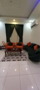 O lounge ou bar de Al Nozul Al Zahabiya