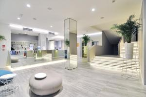 Salone o bar di Marina Palace Hotel