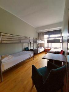 Huone majoituspaikassa Arkadia Hotel & Hostel