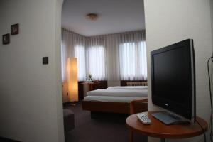 TV/Unterhaltungsangebot in der Unterkunft City Hotel Sindelfingen
