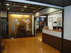 The lobby or reception area at Sumiyoshiya