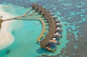 A bird's-eye view of Kandolhu Maldives