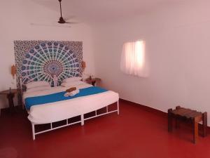 A room at GoYm Resort