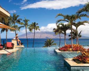 The swimming pool at or near Four Seasons Resort Maui at Wailea