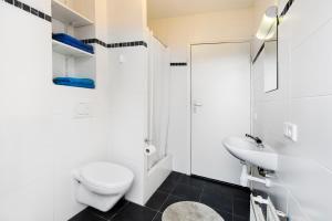 A bathroom at Lightotel Eindhoven