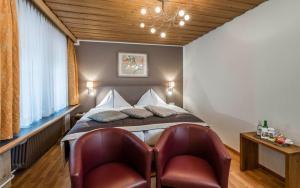 A room at Hotel Stern Chur