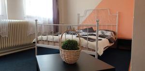 Posezení v ubytování Penzion Stavař