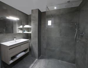 Ванная комната в Centrum Hotel - City Center