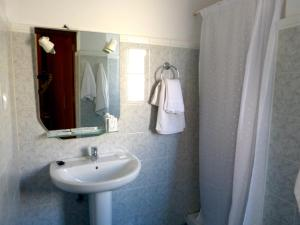A bathroom at Hotel Tamasite