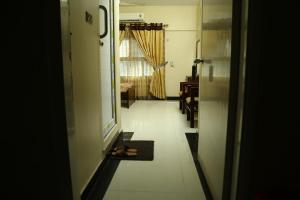 The fitness centre and/or fitness facilities at Hotel Bilal