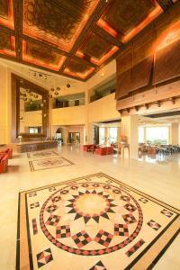 De lobby of receptie bij Iberostar Selection Royal El Mansour