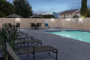The swimming pool at or near Fairfield Inn & Suites San Angelo