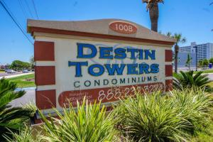 Destin Towers - MIDDLE Unit On the Beach!
