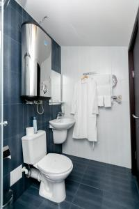 Ванная комната в Отель Шале