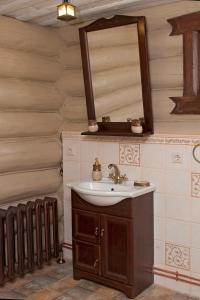 Ванная комната в Прованс отель 4 Сезона