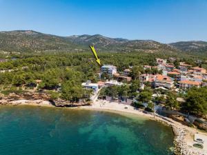 Hotel Sirines с высоты птичьего полета