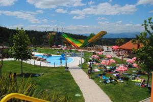 The swimming pool at or near Naturwaterpark - Parque de Diversões do Douro