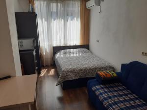 Кровать или кровати в номере Green Area 1