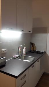 Una cocina o zona de cocina en Apartment Iva