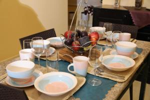 Opções de café da manhã disponíveis para hóspedes em Elite Suites Residential Unites-الصفوة المميزة للوحدات السكنية