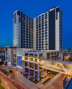 Zgrada u kojoj se nalazi hotel