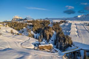 Hotel Seelaus en invierno